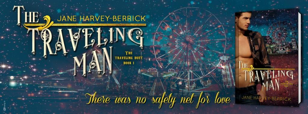 Traveling Man Banner