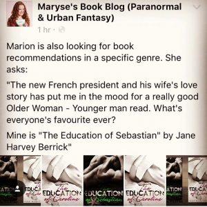 Maryse's Book Blog