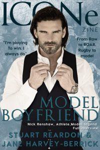 MODEL BOYFRIEND, front cover